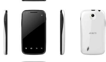 zen launches dual sim ultraphone u1 with android...