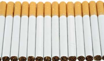 17 billion cigarettes smuggled into india...