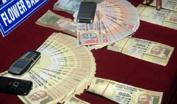 400 pc rise in fake currency transactions says...