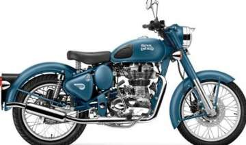 royal enfield brings new squadron blue colour the...