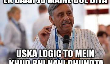 what s the logic...mister - India TV