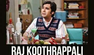 best of rajesh koothrapali s hilarious moments on...