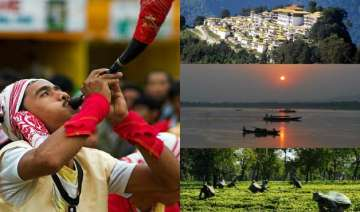 30 reasons to visit northeast india - India TV