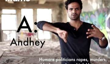 freedom of expression in india decoded - India TV