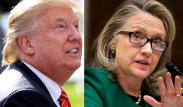 donald trump tweets off colour jab on hillary...