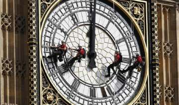 london s big ben to fall silent for 40 million...