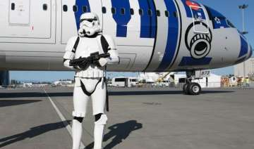 star wars plane takes off for maiden flight -...