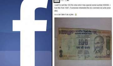 what price for rs 100 note crazy indian guy puts...