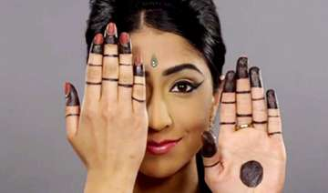 peek a boo 100 years of indian beauty in less...