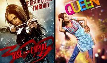 queen and gulaab gang get a blow from 300 rise of...