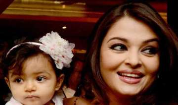 aaradhya bachchan s first birthday to be private...