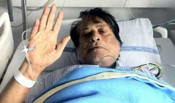 manoj kumar s surgery successful - India TV