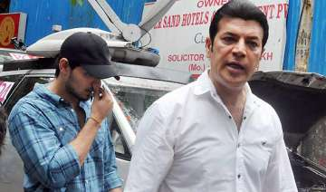 aditya pancholi bashes up a neighbour case lodged...