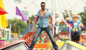 ajay devgn back in golmaal 4 - India TV