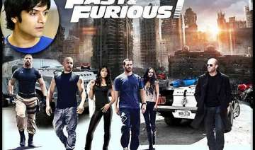 ali fazal of fukrey fame to join fast furious 7...