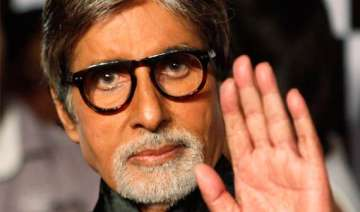 complaint against amitabh bachchan for promoting...
