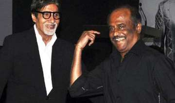 amitabh bachchan wishes rajinikanth on birthday -...
