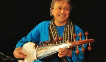amjad ali khan s sarod goes missing - India TV