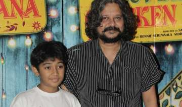 amole gupte wants his son to live his childhood...