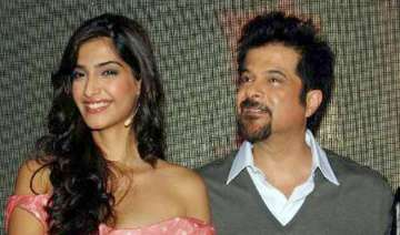 anil kapoor may cast sonam in indian 24 - India TV