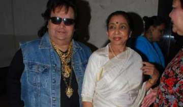 asha bhosle feels excited to team up with bappi...