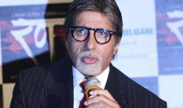 big b shall not join politics - India TV