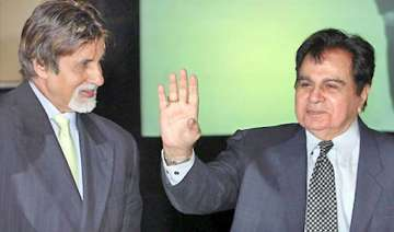 big b overjoyed to receive letter from dilip...