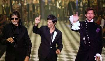 big b srk hrithik s security to be downgraded -...