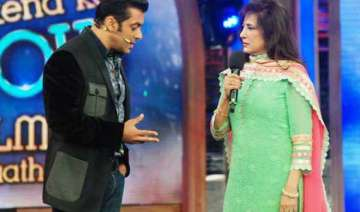bigg boss 7 anita advani gets eliminated view...