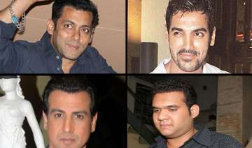 bollywood celebs involved in car mishaps - India...