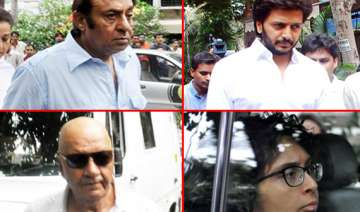 bollywood stars attend funeral of jiah khan watch...