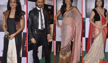 celebs glittered at the star parivaar awards 2013...