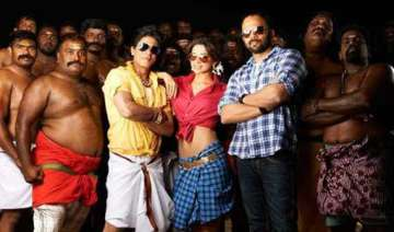 chennai express smashes records mints rs 33.12 cr...