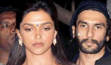 deepika lashes out at ranveer for spreading fake...