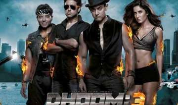 dhoom 3 trailer is here view trailer - India TV