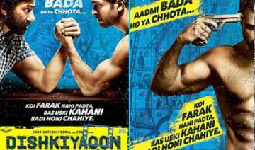 dishkiyaoon movie review high on violence low on...