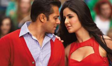 ex flames salman katrina have no films in 2013...