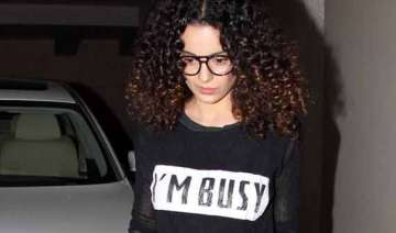for kangana ranaut being always in limelight in...