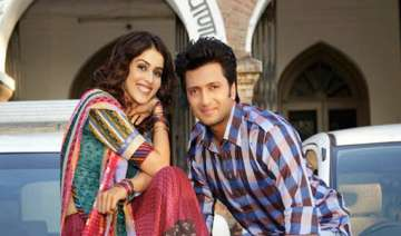 genelia not putting acting on hold after marriage...