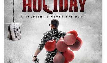 holiday a soldier is never off duty movie review...
