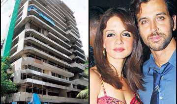 hrithik suzanne buy flat worth rs 25 crore in...