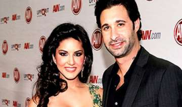 husband makes bollywood debut sunny leone excited...