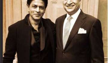 i am an admirer of srk rajat sharma - India TV