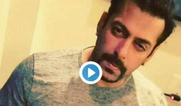 salman khan maiden dubsmash video has shotgun...