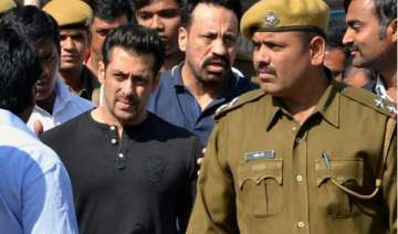 salman khan black buck poaching case court...