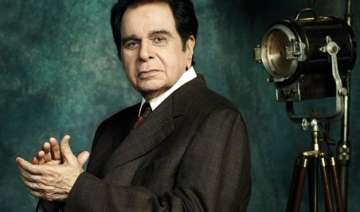 unwell dilip kumar couldn t receive padma...