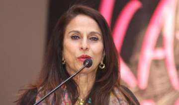 shobha de multiplex tweet row aap backs her says...