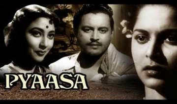 guru dutt s classic pyaasa selected for venice...