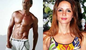 omg is hrithik roshan happy that sussanne left...