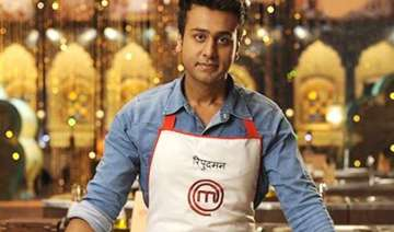masterchef india ripudaman up to take vegetarian...